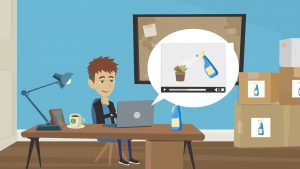 2D Animatie Video